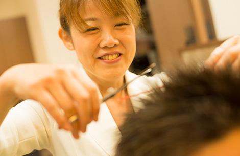 Barber&facial FUZI